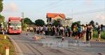 Xe máy đâm nhau tại Quảng Ninh, 2 thanh niên chết tại chỗ