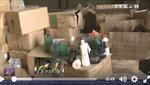 Thu giữ lượng lớn mỹ phẩm nhập lậu tại cảng Hà Nội