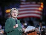 Bà Clinton thắng thế trong đợt bỏ phiếu sớm