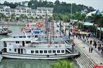 Cảng Tuần Châu đưa nhà ga hiện đại vào hoạt động