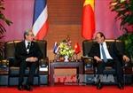 Thủ tướng Nguyễn Xuân Phúc tiếp Phó Thủ tướng Thái Lan