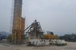 Hà Nội xử lý dứt điểm các trạm trộn bê tông không phép