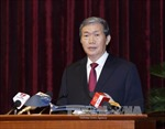 Đồng chí Đinh Thế Huynh mời Tổng thống mới của Hoa Kỳ thăm Việt Nam