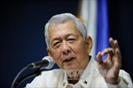 Ngoại trưởng Philippines: Không có lý do để hủy bỏ các thỏa thuận với Mỹ