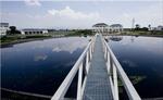 Nhà máy xử lý nước thải dưới lòng đất lớn nhất châu Á