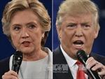 Ông Trump, bà Clinton nỗ lực thuyết phục cử tri gốc Á