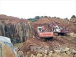 Đùn đẩy trách nhiệm trong xử lý vụ khai thác đá ở Đắk Nông