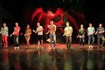 Diễn kịch để tuyên truyền phòng chống AIDS