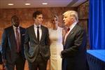 Con rể của Tổng thống Mỹ liên lạc bí mật với Đại sứ Nga