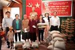 500 triệu đồng giúp đồng bào lũ lụt miền Trung khắc phục khó khăn