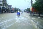 Trung Bộ có mưa to, đề phòng lũ quét, sạt lở đất