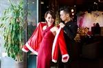 Khi nhạc Giáng sinh vang lên từ cây flute của Huyền Trang