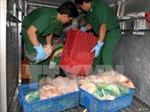 Quảng Ninh thu giữ 1,6 tấn thực phẩm không rõ nguồn gốc