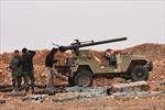 Quân đội Syria giành lại quyền kiểm soát quận mới ở Aleppo