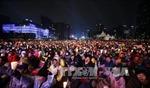 Hàng trăm nghìn người lại biểu tình phản đối Tổng thống Hàn Quốc