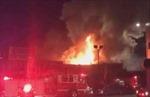 Cháy lớn tại tiệc đêm ở Mỹ khiến nhiều người thiệt mạng