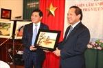 Bộ trưởng Trương Minh Tuấn đánh giá cao tiềm năng hợp tác ICT với Séc