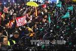 Hàn Quốc: Phe đối lập thúc đẩy tiến trình luận tội Tổng thống
