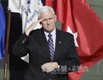 """Phó tướng Pence: Ông Trump chỉ """"xã giao"""" với lãnh đạo Đài Loan"""