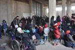 Nga chuyển hàng cứu trợ đến khu vực phía Đông Aleppo