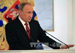 """Tổng thống Nga ca ngợi ông Trump """"thông minh"""""""
