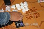 Triệt phá đường dây ma túy lớn từ Campuchia