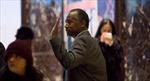Người Mỹ gốc Phi đầu tiên vào nội các mới ông Trump