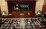 Khai mạc kỳ họp thứ ba HĐND Thành phố Hồ Chí Minh khóa IX