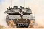 Quân đội Israel tập trận quy mô lớn gần Gaza