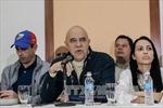 Phe đối lập Venezuela từ chối vòng đối thoại mới với chính phủ