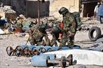 Phiến quân Syria rút khỏi Thành Cổ của Aleppo