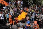 Số người thiệt mạng trong động đất Indonesia lên gần 100 người