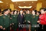 Tổng Bí thư: Phụ nữ quân đội cần tiếp tục phát huy truyền thống