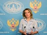 Nga sẽ đáp trả nếu Mỹ hạn chế giới ngoại giao đi lại