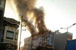 Bắc Ninh huy động 10 xe cứu hỏa dập đám cháy tại quán karaoke
