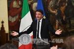 Italy phê chuẩn ngân sách 2017, mở đường cho Thủ tướng Renzi từ chức