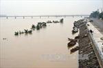 Lũ khẩn cấp trên các sông