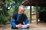 Người vun đắp tình nghĩa Việt - Lào nơi biên giới