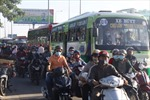 Tăng cường hơn 1.000 chuyến xe buýt phục vụ Tết