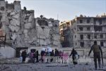 Quân đội Syria bất ngờ ngừng tấn công tại Đông Aleppo