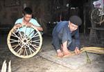 Nguy cơ mai một nghề đan lát của đồng bào Cờ Lao