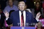Tổng thống đắc cử Mỹ tuyên bố cần cải thiện quan hệ với Trung Quốc