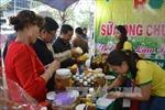 Trên 400 gian hàng tham gia Hội chợ hàng Việt - Đà Nẵng 2016