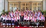 Đồng chí Bounnhang Volachith: Giới trẻ hai nước cần cùng vun đắp quan hệ Việt-Lào