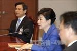 Tổng thống Hàn Quốc bị đình chỉ mọi quyền lực