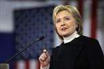 Bà Clinton lần đầu lên tiếng về những tin đồn thất thiệt