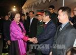 Chủ tịch Quốc hội Nguyễn Thị Kim Ngân tiếp Tổng Bí thư Đảng Cộng sản Ấn Độ Mác-xít