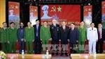 """Phó Thủ tướng Trương Hòa Bình dự chương trình """"Giữ cho cuộc sống bình yên"""""""
