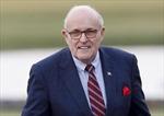 Cựu Thị trưởng New York Rudy Giuliani từ chối vào nội các ông Trump