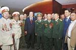 Hà Nội gặp mặt cựu chiến binh, thanh niên xung phong